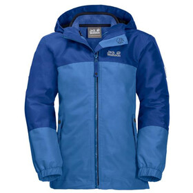 Jack Wolfskin B Iceland 3in1 Jacket Kids zircon blue